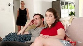 Possessive Mother Hates Being Left Out- Ryan Keely