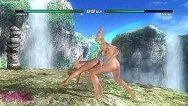 Dead Or Alive 5: Last Round Naked Mods (All Women Nude)
