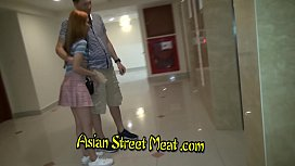 What to do with a nice small respectable girlette? She showed her natural 'fuck like a rabbit' gene. This is quite common is Asian girls. Especially good girls and those without even a single tattoo.