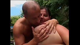 Busty women targeted and banged by horny men Vol. 20