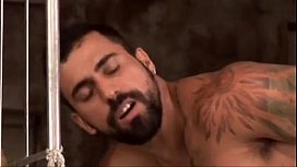 Jessy Ares y Ricky Ares se ponen muy anales - Temagay.com