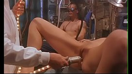 Elite brunette love to take cock deeply inside her cunt in the special laboratory