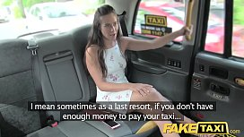 Taxi girl gets fucked