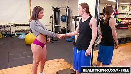 RealityKings - RK Prime - (Abella Danger) (Conor Co) - Best Workout Ever