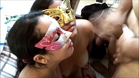 Real exchange of couples PART 2 / Facial Cumshoot and fuck / change and enjoy their young and sexy wifes / Swap Wife / Real Orgy / Foursome / LolitaAbney