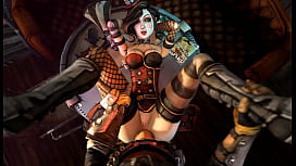 Break the ice with Moxxi by inviting her to a tabletop game