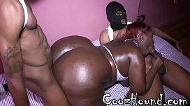 bbw ebony loves anal sex