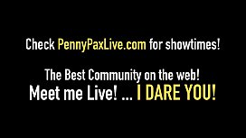 Cute Penny Pax and Amarna Miller Love To 69 - PennyPaxLive.com!