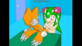 (sonic) tails x cosmos