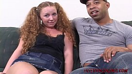 BBC for Tight Little Redhead