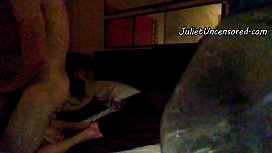 Juliet Uncensored Reality TV Season 1A Episode 31- Real Teen Amateur Young Couple Fucking with Pissing Behind The Scenes