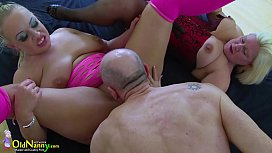 Lacey starr  fucked in gang bang