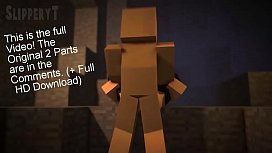 Minecraft Rule 34 (Porn Machinima) by SlipperyT
