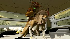 Entry Into Adulthood ( Furry / Yiff )
