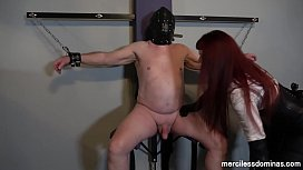 MercilessDominas Compilation - The Best Scene with CBT, Ballbusting, Caning, Whipping