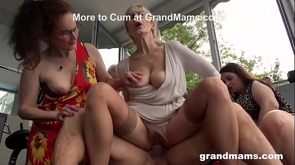 Fucked Up Grannies Go to the Gym