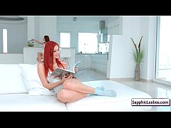 Sapphic Erotica Lesbians Free movie from SapphicLesbos.com 08