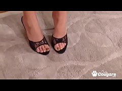 Ava Taylor Has Some Sexy Toes