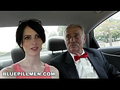 BLUEPILLMEN - Young Babe Needs Money For College, Old Dudes Just Wanna Have Anal Sex