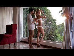 Nubile Films - Romantic encounter leads to hot ...