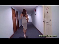 Asian Ladyboy Dances For Your Thrill