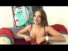 Nika Noire Comes To Audition Ready To Strip And Show Her Fucking Skills