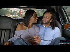 Black couple loves sex and want to swing with o...