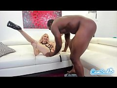 Kendra SunderLand Takes Hardcore BBC from Rob Piper