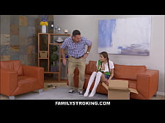Young Tiny Teen Girlscout Stepdaughter Sami Parker Fucked By Stepdad