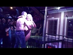 Striptease in Night Club #1