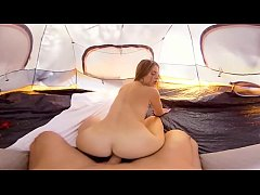 VRBangers.com ANYA OLSEN ROCKING THE TENT AND G...