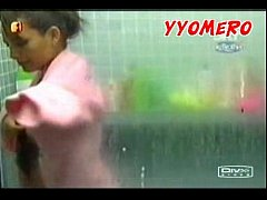 Fabiola Campomanes Mexican Celeb Big Brother Nipslip At Shower!