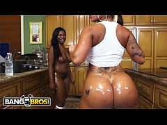 BANGBROS - Big Ass For Days Featuring Latin MILF Spicy J And Her Black Bestie Nina Rotti