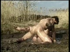 Fuck in the mud