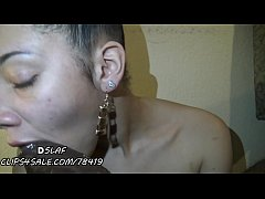 Mz Natural Sloppy Head Deepthroat And Facial- DSLAF