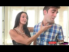 Ava Addams and Shae Summers threesome