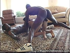 Slim French Joli gets her ass fucked by Wesley and Cuntree Pipes