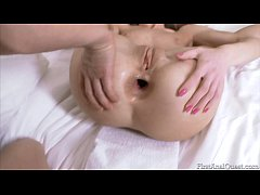 FIRSTANALQUEST.COM - TEEN BEAUTY MELISSA GRAND ...