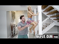 Mofos - Dont Break Me - Tiny Blondes First Monster Cock starring  Kyle Mason and Kenzie Reeves