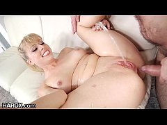 HardX Zoey Squirts 6X Before Taking it in the Ass