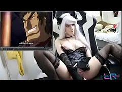 LanaRain Hentai and League of Legends (Part 1 H...