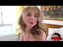 Nina Hartley Loves To Have Fun With Younger Men