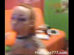 MissFetish - tattoo bunny using carrot deep in ass - HotCams777.com - subscribe