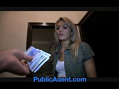 Public agents fucks fine girl