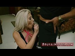 Masturbating watching porn Big-breasted ash-blonde beauty Cristi Ann
