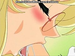 Insatiable anime lovers in passionate fucking