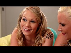 Dakota James and Phoenix Marie at Mommy's Girl