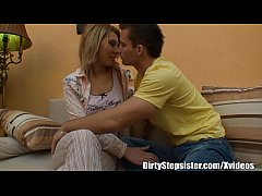 Pretty Stepsister Unforgettable Sex With Stepbro