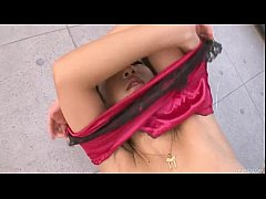 Horny Satomi shows everyone how she loves to fu...
