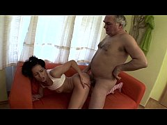 Teen Stepdaughter Likes Having Old Cock In Her ...